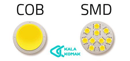 انواع-لامپ-ال ای دی