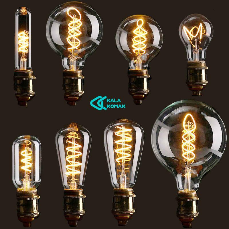 لامپ-فیلامنتی