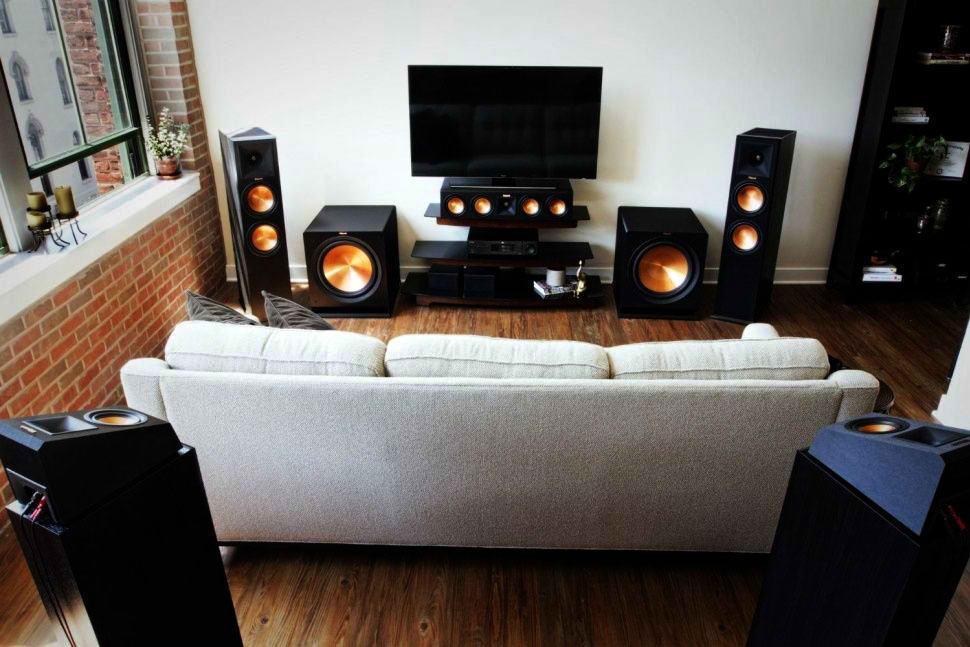 سیستم صوتی خانگی