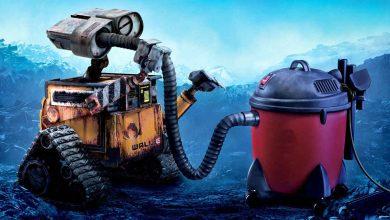 روبات وال ای جاروبرقی